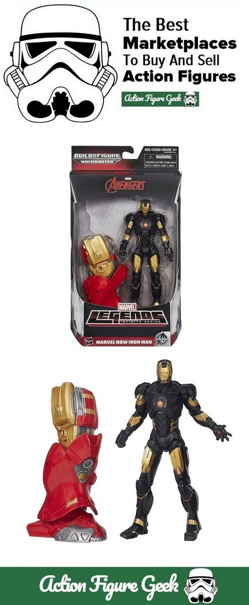 Where to buy and sell action figures - The best marketplaces explained