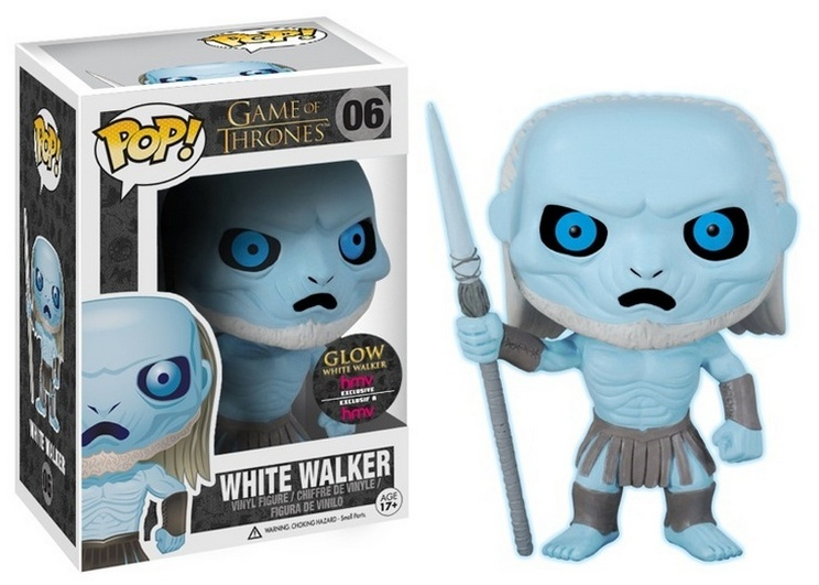20 Of the most collectable and rarest Funko Pop Vinyls - Game Of Thrones