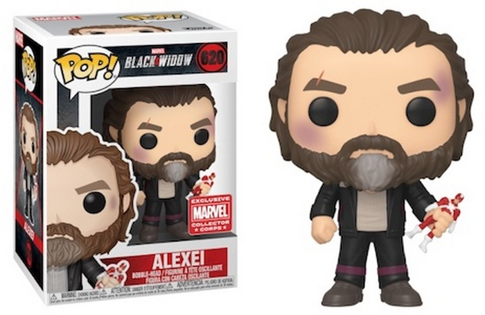 Marvel Collectors Corps Alexei