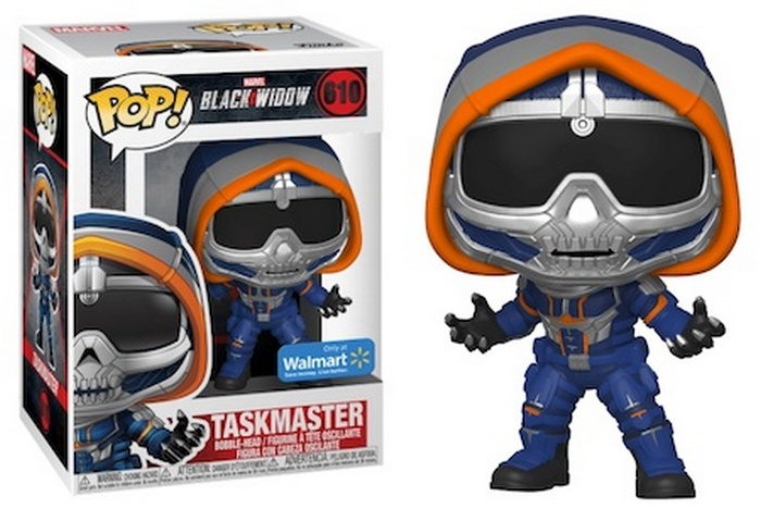 Taskmaster - Walmart Exclusive Black Widow Grey Suit Walmart Exclusive