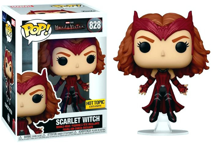 product image WandaVision #828 Scarlet Witch - Hot Topic