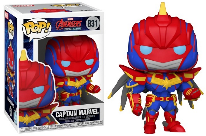 product image - 831 Captain Marvel
