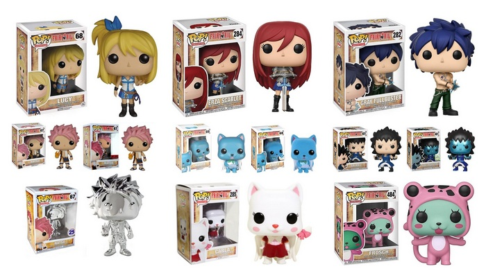 Product image - Fairy Tail Pops