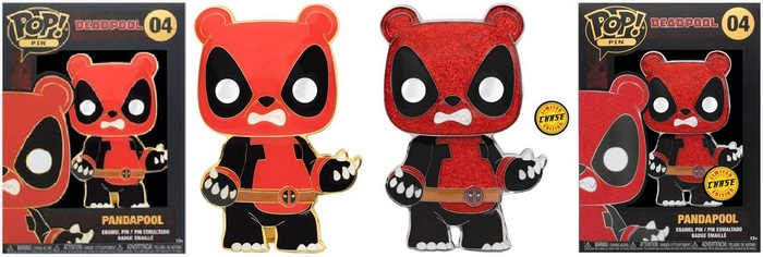 Product image - Pandapool and Pandapool Chase Variant