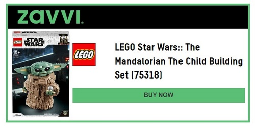 Product image - LEGO Star Wars - The Child