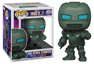 """Product image - The Hydra Stomper 6"""" Super-Sized - Marvel What If? Funko Pop"""
