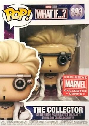 Product Image - The Collector 893 - MCC Marvel Collectors Corps Exclusive