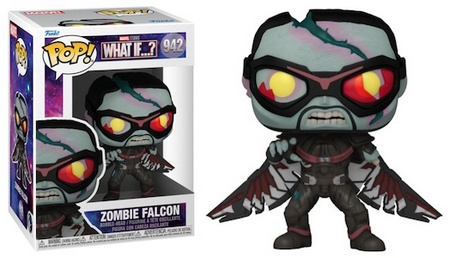 Product image - What If? 942 Zombie Falcon