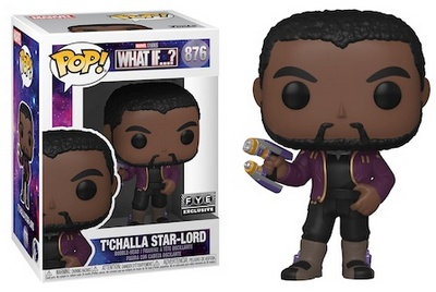 Product image - T'Challa Star-Lord 876 - FYE Exclusive