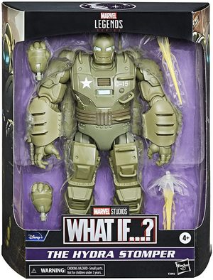 Product image - Marvel Legends Series - What If? - Hydra Stomper 6 Inch Action Figure