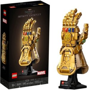 Product image - LEGO Marvel Infinity Gauntlet 76191 (590 Pieces)