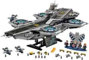 Product image - The SHIELD Helicarrier 76042 (2296 Pieces)