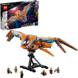 Product image - The Guardians' Ship 76193 (1,902 Pieces)