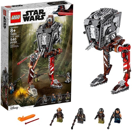 Product image - AT-ST Raider 75254 (540 Pieces)