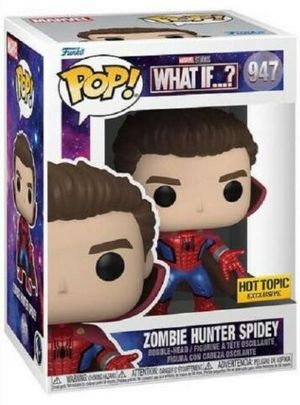 Product Image - Zombie Hunter Spidey Unmasked - Hot Topic Exclusive