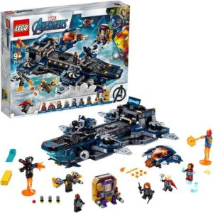 Product image - LEGO Marvel Avengers Helicarrier 76153 (1,244 Pieces)