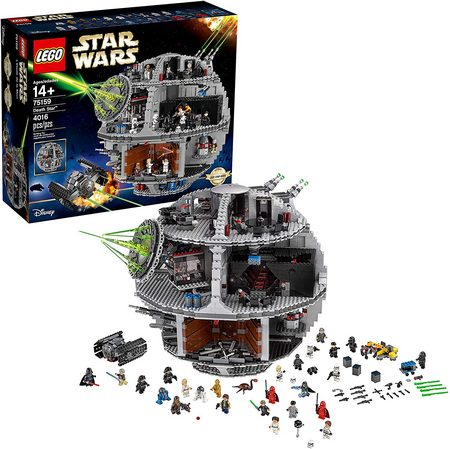 Product image - LEGO Star Wars - Death Star 75159 (4016 Pieces)