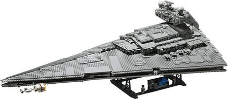 Product image - A New Hope - Imperial Star Destroyer Building Kit 75252 (4,784 Pieces)