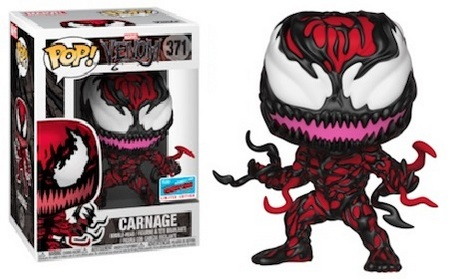 Product image - Carnage with Tendrils 371 - 2018 New York Comic Con / Hot Topic Exclusive