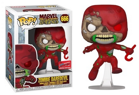 Product image - 666 Zombie Daredevil - 2020 NYCC Exclusive