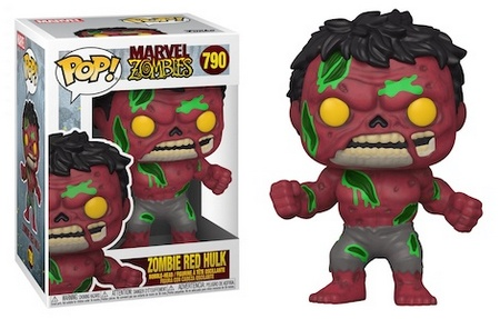 Product image - Zombie Red Hulk 790