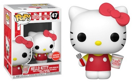 Product image Hello Kitty 47 (With Noodles) - GameStop Exclusive