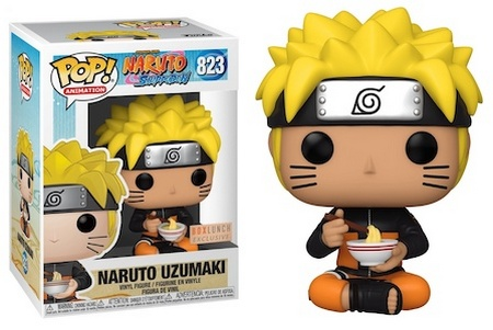 Product image Naruto Uzumaki 823 Eating Ramen - BoxLunch Exclusive and Special Edition