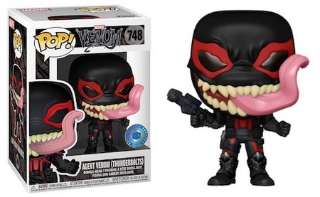 Product Image - 748 Agent Venom (Thunderbolts) - Pop in a Box