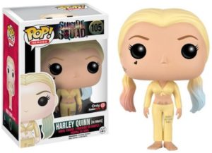 Product image - Suicide Squad 105 Harley Quinn HQ Inmate - GameStop