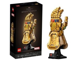Product Image - Marvel Infinity Gauntlet 76191 (590 Pieces)