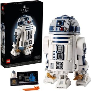 Product image - LEGO Star Wars R2-D2 75308 (2,314 Pieces)