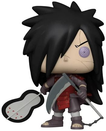 Product image - 978 Madara Uchiha with Weapons - GameStop Exclusive - Naruto Funko Pop list