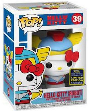 Product Image Limited Edition Summer Convention Robot Hello Kitty