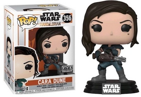 Product image - Cara Dune 356 - FYE Exclusive and Special Edition Funko Pop Vinyls