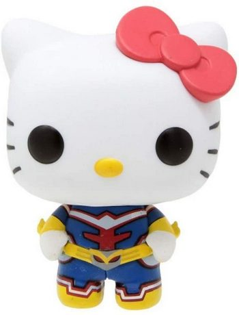 Product image - 791 Hello Kitty All Might