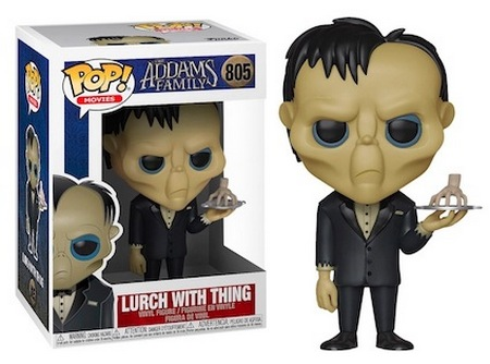 Product image - Lurch with Thing 805 - Funko Pop Vinyl