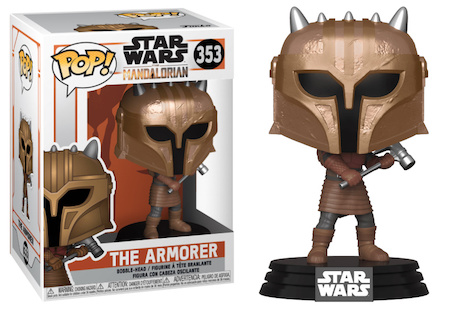 Product image - The Mandalorian - The Armorer 353